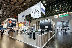 exhibition stand contractor in Europe