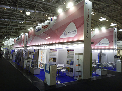 Country Pavilion Exhibition Stands